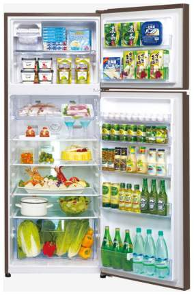 Холодильник Panasonic NR-B510TG-T8 Brown