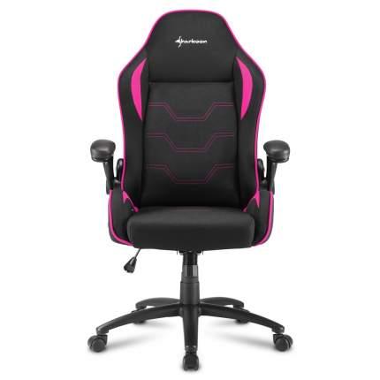 Кресло компьютерное Elbrus 1 Black/Pink