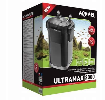 Фильтр для аквариума внешний Aquael Ultramax 2000, 2000 л/ч, 24 Вт