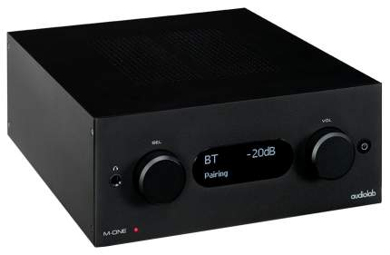 Интегральный усилитель AudioLab M-ONE Black