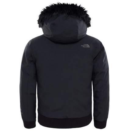Куртка The North Face B Gotham Down детская черная L