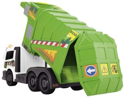 Игрушечный мусоровоз Recycle Eco (свет, звук) Dickie Toys