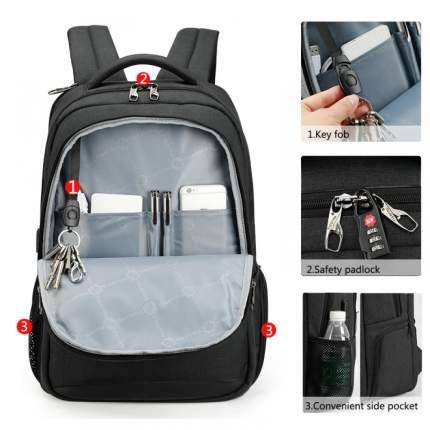 Рюкзак Tigernu T-B3515 темно-серый