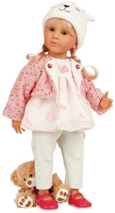 """Коллекционная кукла """"Schildkröt Gudrun Legler. Изи"""", 50 см, арт. 50050761"""