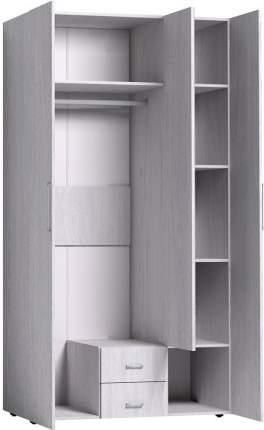 Платяной шкаф Hoff Канкун 80327594 120х230х57,9, ясень анкор светлый