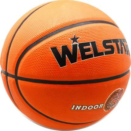 Баскетбольный мяч Welstar BR2838 №7 orange