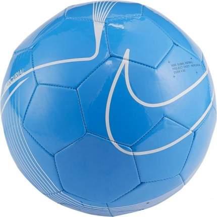 Футбольный мяч Nike Mercurial Fade №4 blue