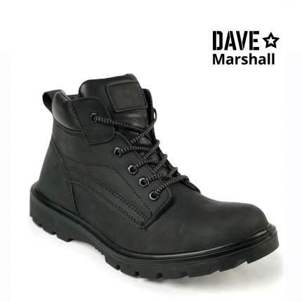 "Ботинки Dave Marshall Vernon SH-6"", черные, 40 RU"