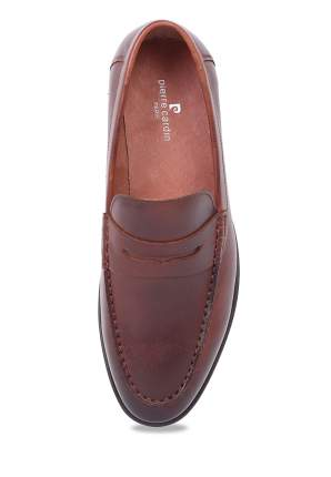 Туфли мужские Pierre Cardin 710017787 коричневые 45 RU