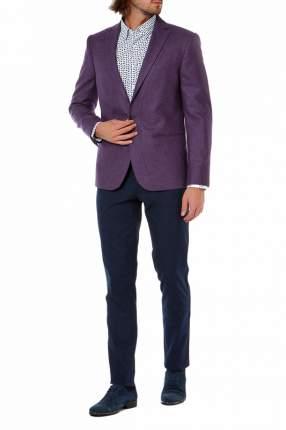 Пиджак мужской MONDIGO 470066/ фиолетовый 54 RU