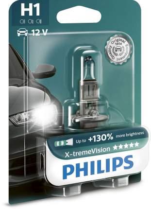 A/Лампа Philips H1 X-Tremevision Philips арт. 12258xv b1