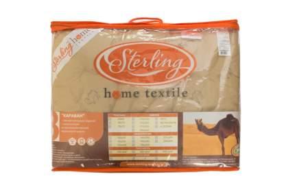 """Одеяло Sterling Home Textile ВЕРБЛЮЖЬЯ ШЕРСТЬ """"Лето"""" 110x140, Детское"""