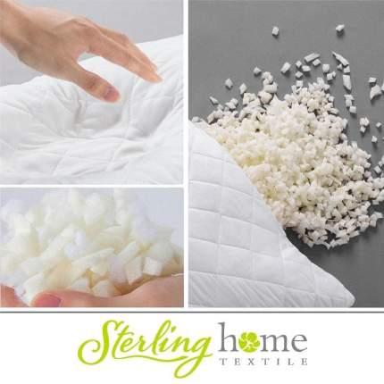 Подушка Sterling Home Textile ОРТО с эффектом памяти 40x60 см