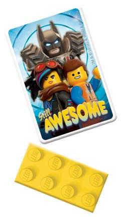 Набор ластиков LEGO Movie 2 - Epic Space Opera, 2 шт. LEGO Movie