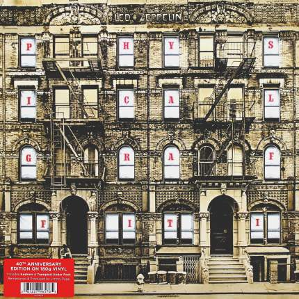 Виниловая пластинка Led Zeppelin Physical Graffiti (2LP)