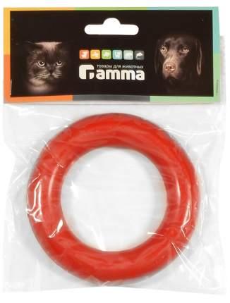 Апорт для собак Gamma Кольцо литое малое, длина 10 см