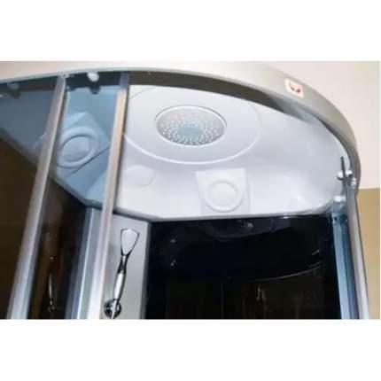 Душевая кабина PARLY Classic C90 90x90x215, тонированный