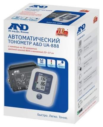 Тонометр A&D UA-888 автоматический на плечо с универсальной манжетой