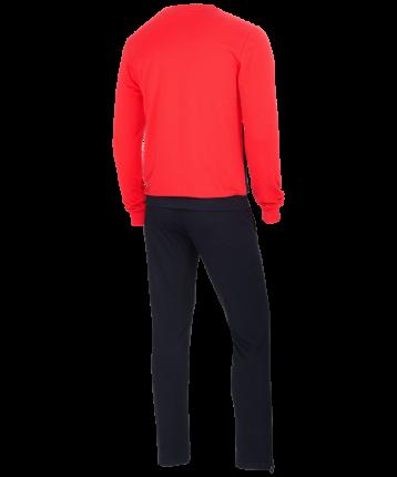 Спортивный костюм Jogel JCS-4201-621, черный/красный/белый, M INT