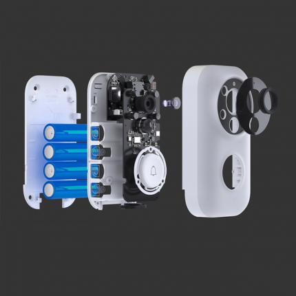 Звонок дверной радио Xiaomi ZSD 001