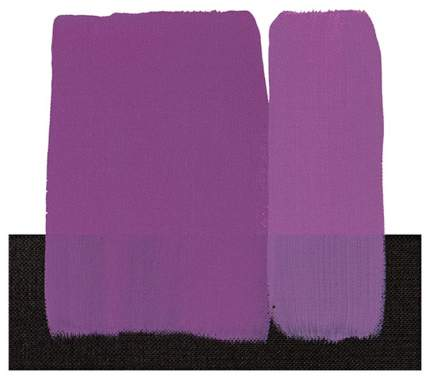 Акриловая краска Maimeri Acrilico M0924462 красно-фиолетовый 200 мл