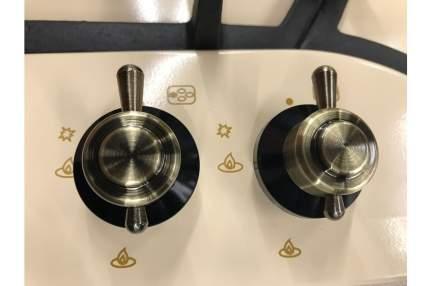Встраиваемая варочная панель газовая LEX GVE 643C IV Beige