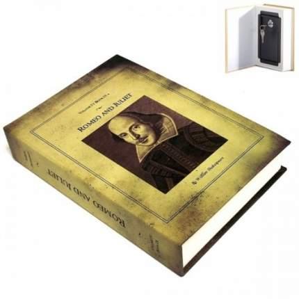 Сейф-книга 23258 (20) Ромео и Джульетта 16*4*22см