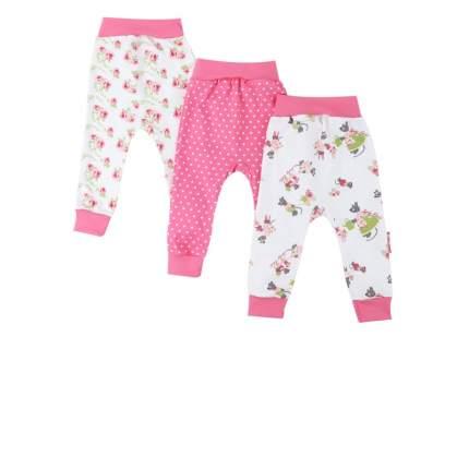 Комплект брюк 3 шт Lucky Child Бежевый р.74