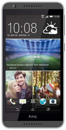 Смартфон HTC Desire 820g Dual Sim 16Gb Black