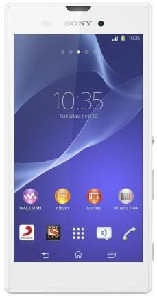 Смартфон Sony Xperia T3 8Gb White (D5103)