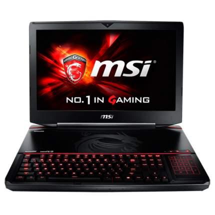 Ноутбук MSI GT80 2QE-288RU TITAN SLI