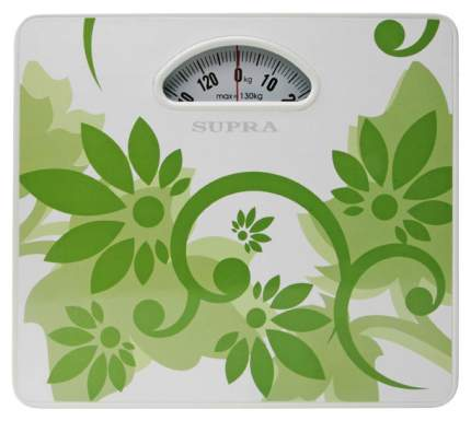 Весы напольные Supra BSS-4060 Белый, зеленый