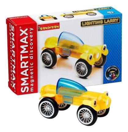 Магнитный конструктор smartmax/Bondibon специальный (special) набор led-свет:светящ.ларри