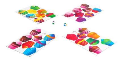 Настольная игра Bondibon кексы, из серии королевство добрых игр