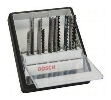 Набор пилок для лобзика Bosch 2607010540
