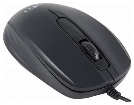 Проводная мышка OKLICK 195M Black