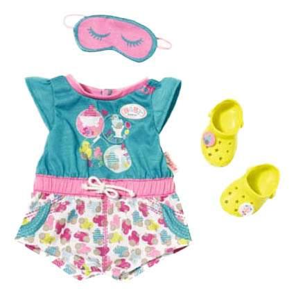Пижамка с обувью Baby Born Zapf Creation 822-470