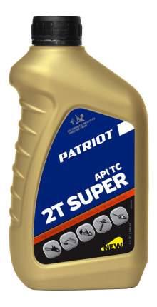 Для двухтактных двигателей PATRIOT SUPER ACTIVE 2T 850030596