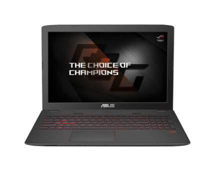 Ноутбук игровой Asus ROG GL752VW-T4474T 90NB0A42-M06610