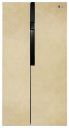 Холодильник LG GC-B247JEUV Beige
