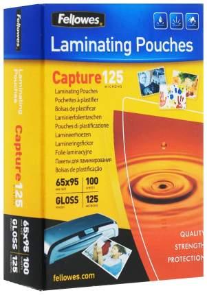 Пленка для ламинирования Fellowes FS-53067 глянцевая 65х95 125мкм 100шт