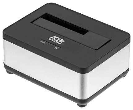 Док-станция для HDD Age Star 3UBT7 Silver