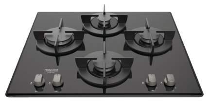 Встраиваемая варочная панель газовая Hotpoint-Ariston 641 DD /HA(BK) Black