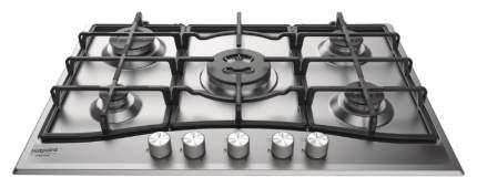 Встраиваемая варочная панель газовая Hotpoint-Ariston 751 PCN T/IX/HA Silver
