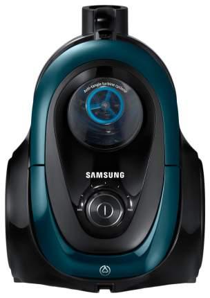 Пылесос Samsung  vC2100K Green/Black