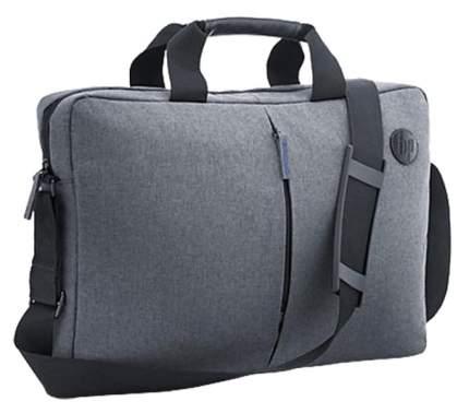 "Сумка для ноутбука 17.3"" HP Value Topload Case серая"