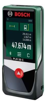 Лазерный дальномер Bosch PLR 50 C 603672220