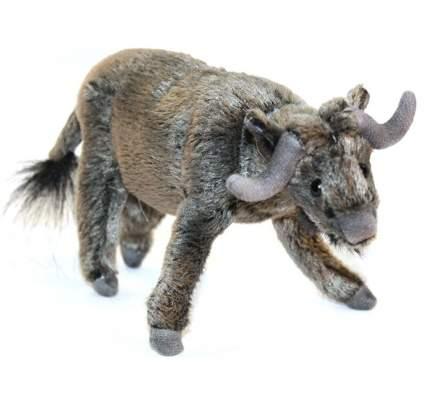 Мягкая игрушка Hansa Бык 5418 16 см Серый