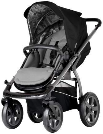 Прогулочная коляска X-Lander X-Pulse 2016 Carbon Black