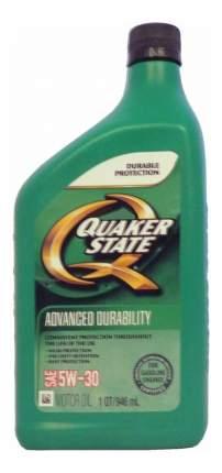 Моторное масло Quaker state Advanced Durability SAE 5W-30 0,946л